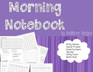 Morning Notebook